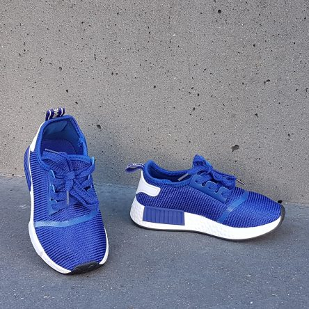 Kids Blue Add Sneaker